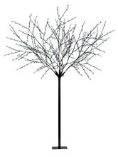 Eglo 75033A - 8 Ft. 600x0.06w LED Tree w/ 6 large branches and 32' cord