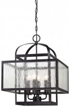 Minka-Lavery 4875-283 - 4 Light Foyer