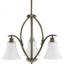 Progress P4489-20W - 3-Lt. chandelier