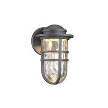 WAC US WS-W24509-GH - STEAMPUNK 9IN IN/OUTDOOR SCONCE 3000K
