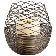 Cyan Designs 07148 - Coiled Silk Candleholder