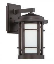 "Designers Fountain LED22421-BNB - Barrister 7"" LED Wall Lantern"