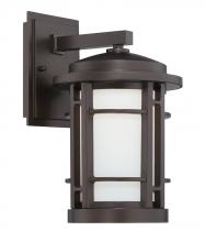 "Designers Fountain LED22431-BNB - Barrister 9"" LED Wall Lantern"