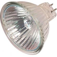 Satco Products Inc. S2631/OS - 20 watt; Halogen; MR16; 4000 Average rated Hours; Miniature 2 Pin Round base; 12 volts