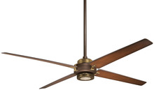 "Minka-Aire F726-ORB/AB - Spectre 60"" - Oil Rubbed Bronze/Antique Brass"