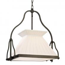 Hudson Valley 4518-OB - 1 Light Chandelier
