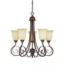 Millennium 1055-RBZ - Chandelier Ceiling Light