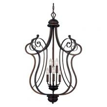 Millennium 1056-RBZ - Pendants serve as both an excellent source of illumination and an eye-catching decorative fixture.