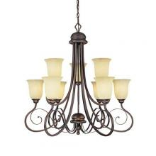 Millennium 1059-RBZ - Chandelier Ceiling Light