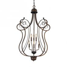 Millennium 1156-RBZ - Pendants serve as both an excellent source of illumination and an eye-catching decorative fixture.
