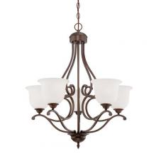 Millennium 1555-RBZ - Chandelier Ceiling Light