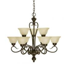 Millennium 6079-BG - Chandelier Ceiling Light
