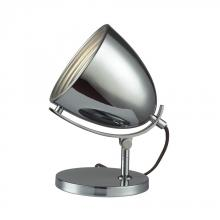 Dimond D2184 - One Light Chrome Table Lamp