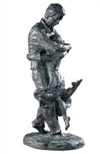 Uttermost 19492 - Uttermost Welcome Home Oil Rubbed Bronze Figurine
