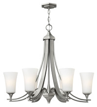 Hinkley 4636BN - Chandelier Brantley